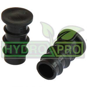16mm Plug-Stop End