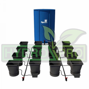 16pot XL system - with logo
