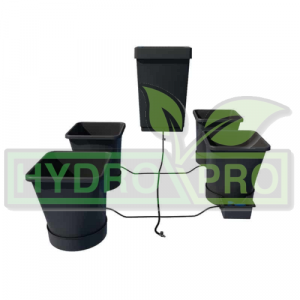 4pot XL system - with logo